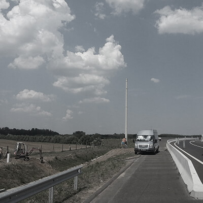 M3 autópálya 41. számú főút –mérnöki feladatok elvégzése