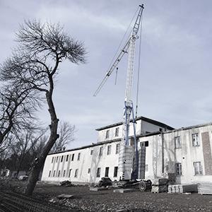 Hódmezővásárhely – tervezési feladatok a MH 5. Bocskai István Lövészdandár épületéhez