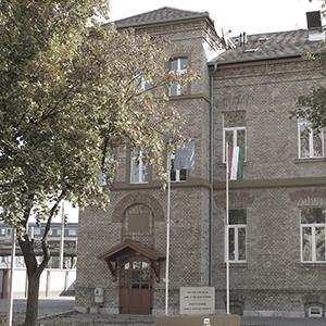 Budapest – Kiképző Központ tervezése