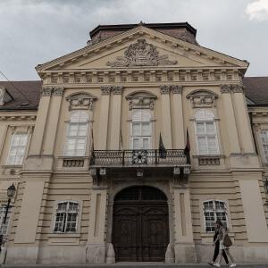 Székesfehérvár – a Polgármesteri Hivatal épületének tervezése