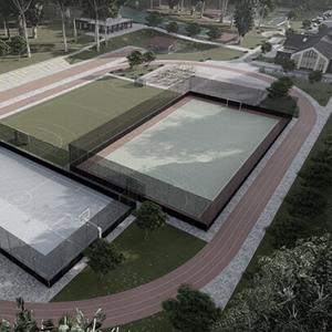 Zalaegerszeg – tervezési feladatok az Alsóerdő Sport- és Rekreációs Központ építéséhez