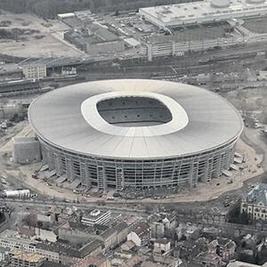 Puskás Ferenc Stadion – műszaki ellenőri munkák és szolgáltatások biztosítása