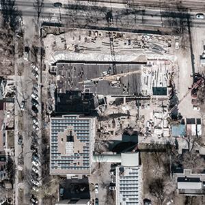 Bajcsy-Zsilinszky Kórház – beruházás lebonyolítása, műszaki ellenőri feladatok ellátása