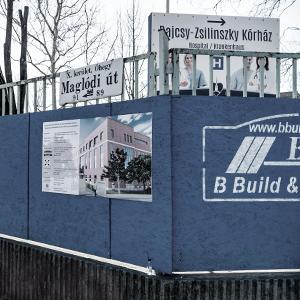 Budapest – Bajcsy-Zsilinszky Kórház és Rendelőintézet, tervezési feladatok