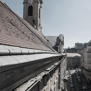 Budapest – Városháza épületegyüttes külső homlokzatok és kapualjak felújítása