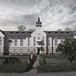 Kőszeg – Kutatási és Fejlesztési Központ és Campus tervezése