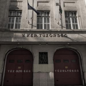 Budapest – Tűzőrség épületének rekonstrukciója