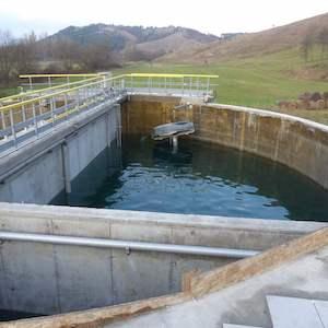 Észak – Magyarország (ÉMO5) szennyvíz