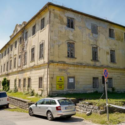 Balatonfüred- Esterházy-kastély