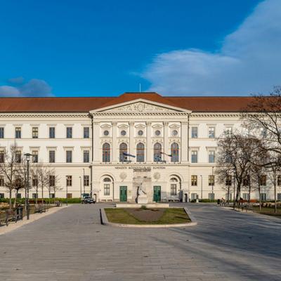 Folytatódik a Ludovika felújítása, a Perfektum Építész Kft. a tervező
